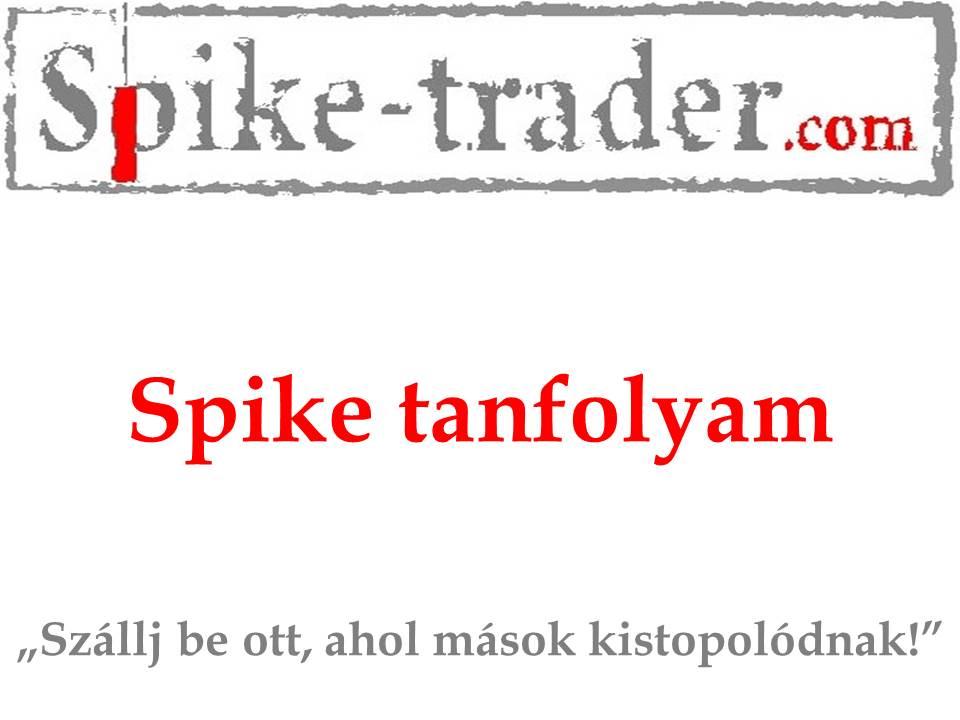 Spike_tanfolyam